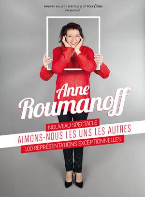 ANNE ROUMANOFF, Lieu : DOME THEATRE
