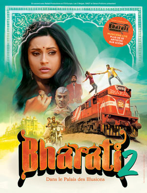 BHARATI 2, Lieu : ZENITH NANTES METROPOLE