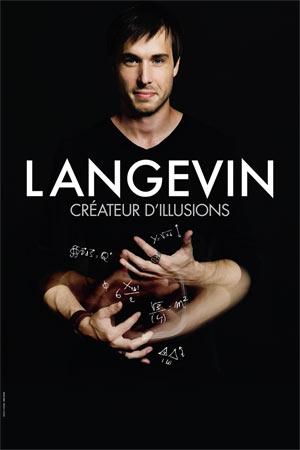 LANGEVIN, THEATRE DU CASINO D'ENGHIEN