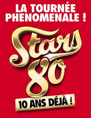 STARS 80, Lieu : ZENITH OMEGA