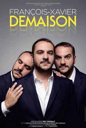 FRANCOIS-XAVIER DEMAISON, Lieu : CASINO DES PALMIERS