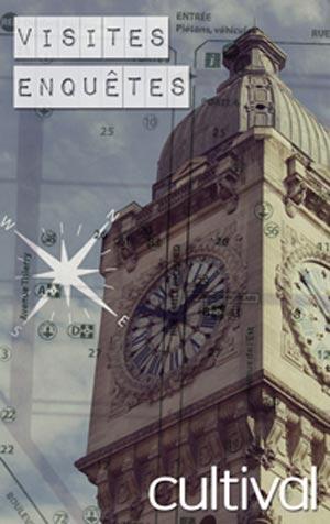 VISITES ENQUETES A PARIS DIVERS LIEUX - QUARTIERS PARISIENS voyage, excursion
