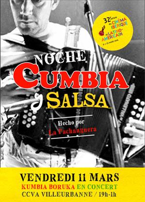 noche cumbia y salsa concerts villeurbanne le 11 03 2016 koifaire. Black Bedroom Furniture Sets. Home Design Ideas