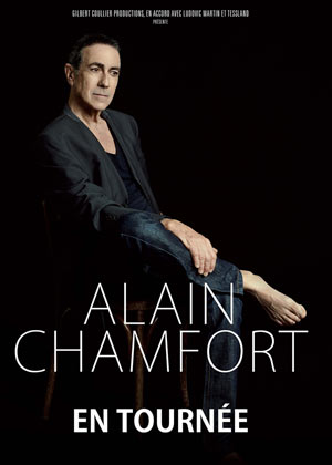 ALAIN CHAMFORT, THEATRE DU CASINO D'ENGHIEN
