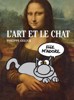 L'ART ET LE CHAT - PHILIPPE GELUCK MUSEE EN HERBE visite guidée