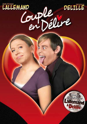 COUPLE EN DELIRE, Lieu : KABARET CHAMPAGNE MUSIC HALL