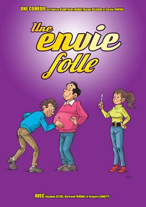 UNE ENVIE FOLLE, Lieu : KABARET CHAMPAGNE MUSIC HALL