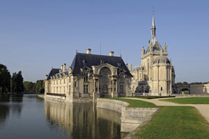 JOURNEE A CHANTILLY (CYN)