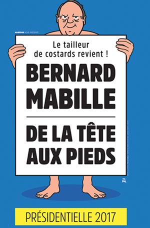 BERNARD MABILLE, Lieu : LE K