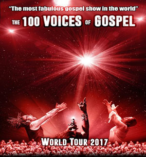 THE 100 VOICES OF GOSPEL