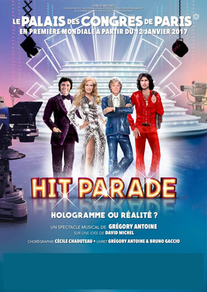 HIT PARADE, Lieu : LE ZENITH