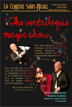 THE VENTRILOQUE MAGIC SHOW