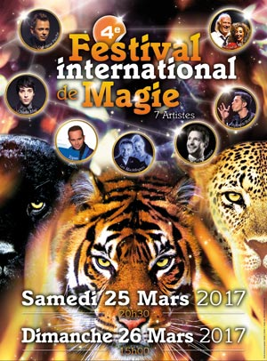 4E FESTIVAL INTERNATIONAL DE MAGIE