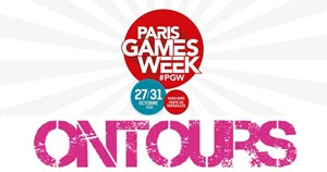 PARIS GAMES WEEK:PASS+BUS NANTES