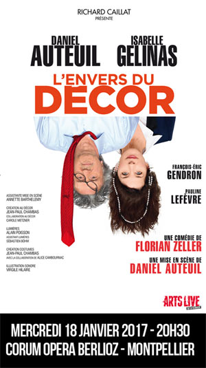 L'ENVERS DU DECOR