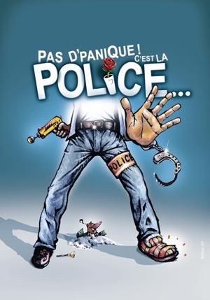 PAS D'PANIQUE C'EST LA POLICE..., Lieu : KABARET CHAMPAGNE MUSIC HALL