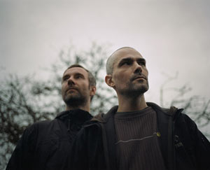 AUTECHRE + RUSSELL HASWELL