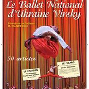 BALLET NATIONAL D'UKRAINE-VIRSKI
