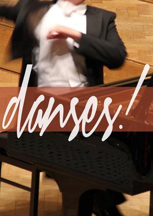 DANSES ! RECITAL DE PIANO, Musique Classique & Danse