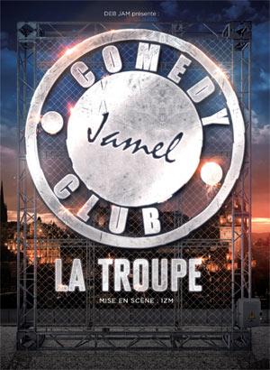 LA TROUPE DU JAMEL COMEDY CLUB, Lieu : GARE DU MIDI