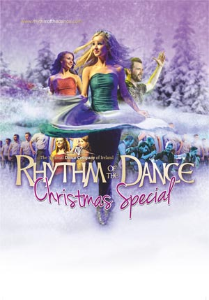 RHYTHM OF THE DANCE, Lieu : CENTRE DES CONGRES