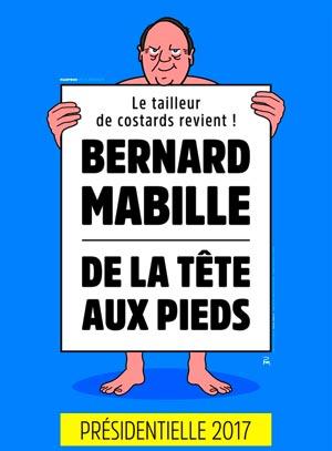 BERNARD MABILLE, Lieu : THEATRE BONLIEU SCENE NATIONALE