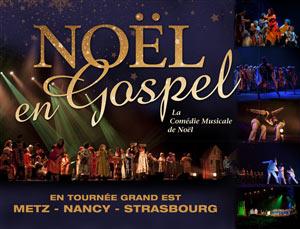 NOEL EN GOSPEL, Lieu : LE ZENITH NANCY