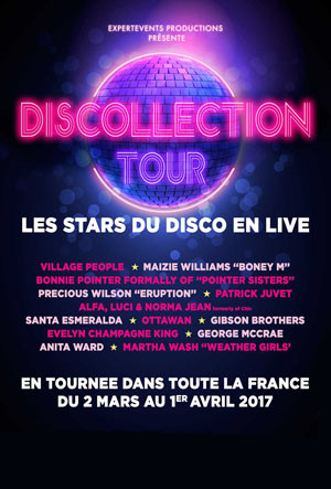 DISCOLLECTION TOUR