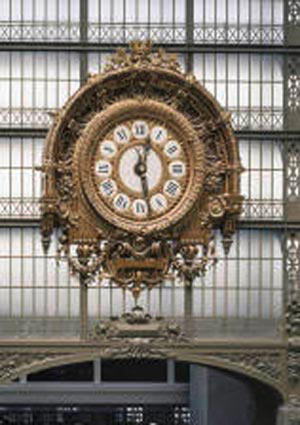 MUSEE D'ORSAY - ENTREE NOCTURNE