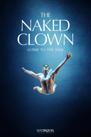 THE NAKED CLOWN, Lieu : PALAIS DES FESTIVALS & DES CONGRES