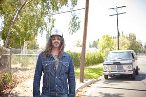 BRANT BJORK WITH SPECIAL GUEST