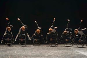 QUATRE TENDANCES / 6 - BALLET DE, Lieu : GARE DU MIDI