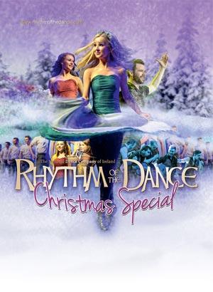 RHYTHM OF THE DANCE, Lieu : ESPACE RENE CASSIN