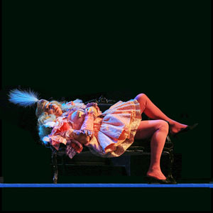 THE FAIRY QUEEN, Lieu : CENTRE CULTUREL LA PASSERELLE