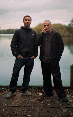 AUTECHRE (UK) + RUSSEL HASWELL
