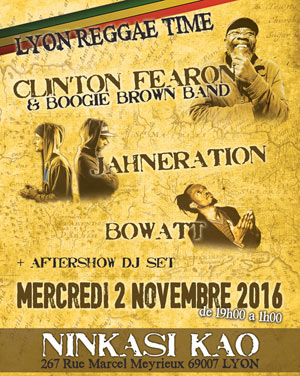 LYON REGGAE TIME