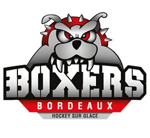 BOXERS DE BORDEAUX / ANGERS Patinoire Bordeaux Meriadeck rencontre, compétition de hockey