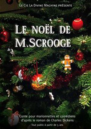 LE NOEL DE M SCROOGE (JEUNE PUBLIC), Lieu : ROOM CITY