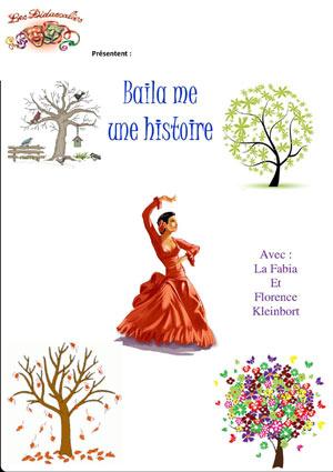 BAILA ME UNE HISTOIRE, Lieu : L'ARCHANGE