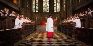 CHOIR OF ST JOHN'S COLLEGE, Lieu : GRAND THEATRE DE PROVENCE