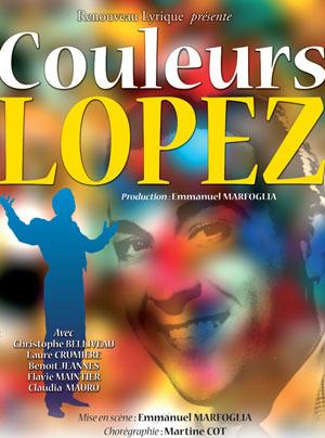 COULEURS LOPEZ, Lieu : CASINO DES PALMIERS