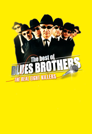EIGHT KILLERS BLUES BROTHERS