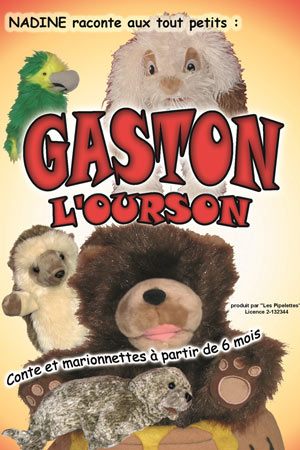 GASTON L?OURSON, Lieu : L'ARCHANGE