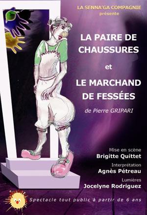 LA PAIRE DE CHAUSSURES, Lieu : L'ARCHANGE