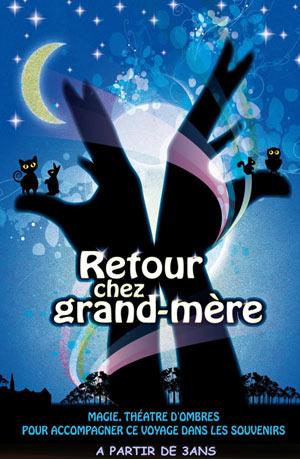 RETOUR CHEZ GRAND-MERE, Lieu : L'ARCHANGE