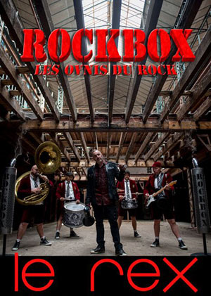 ROCKBOX - LES OVNIS DU ROCK !
