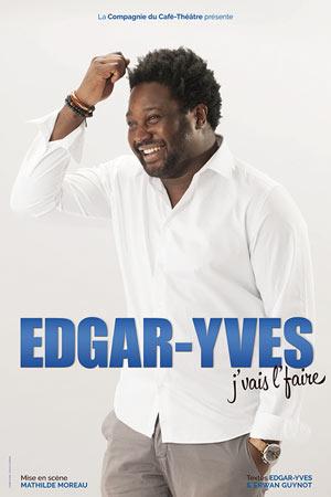 EDGAR-YVES LA CIE DU CAFE-THEATRE-PETITE SALLE one man/woman show