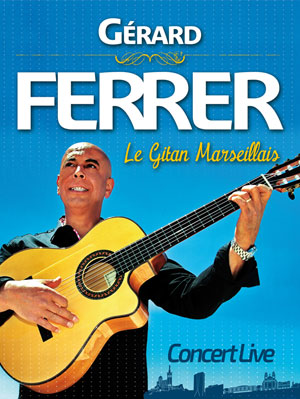 GERARD FERRER, PALAIS DES CONGRES