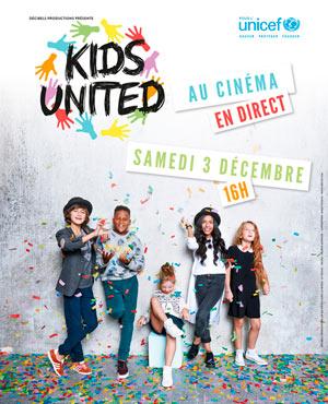 KIDS UNITED, Lieu : CGR LESCAR