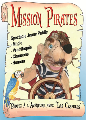 MISSION PIRATES, Lieu : L'ARCHANGE